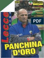 Lecce Magazine 2001 N. 3