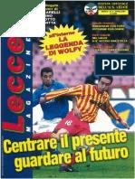 Lecce Magazine 2001 n. 4