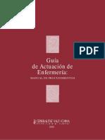 Enfermeria Manual de Procedimientos Generalitat Valenciana