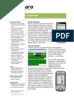 Visual KPI Datasheet