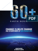 Earth Hour Philippines Social Mobilization Officer