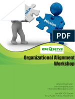 Organizational Alignment Workshop by ExeQserve Corporation