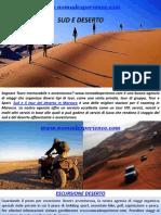 Sud e Deserto
