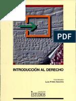Introduccion Al Derecho - Luis Prieto Sanchis