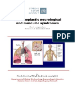 Paraneoplastic Neurological and Muscular Syndromes 40