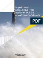 Impairment Accounting IAS 36