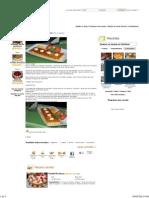 Receta Pastel de Bonito - Petit Chef
