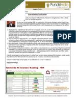 Capital Letter August 2011 - Fundsindia.com