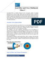 What is Optical Fiber and Cisco Multimode Fibers