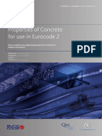 Properties of Concrete for Use in Eurocode 2 135-Libre