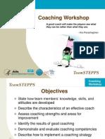 Sl Coaching