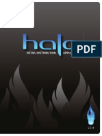 2014 Halo Retail Distribution Application
