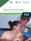 normal birth consensus