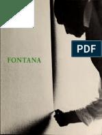 RetroRetrospective [Lucio Fontana, 1899-1968]spective [Lucio Fontana, 1899-1968] [1977]