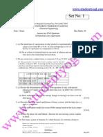 Chemicalengineeringthermodynamics-II Jntu Model com
