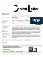 Capital Letter September 2012 - Fundsindia.com