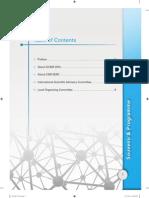 ICCMS2014 Souvenir Programme Sample2