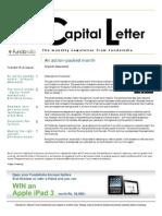 Capital Letter October 2012 - Fundsindia.com
