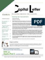 Capital Letter November 2012 - Fundsindia.com
