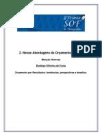 Monografia Orçamento Por Resultados