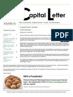 Capital Letter January 2013 - Fundsindia.com