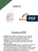 Alibaba Prezentare Ipo