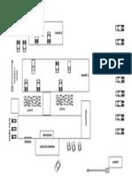 Plano Instalacion de CCTV en Una Empresa