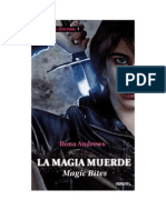 Kate Daniels 1 - La Magia Muerde - Ilona Andrews