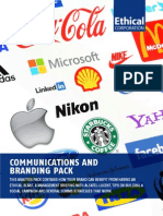 Communications and Branding Pack