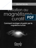 Initiation au magnétisme curatif - Michel Nicole.pdf