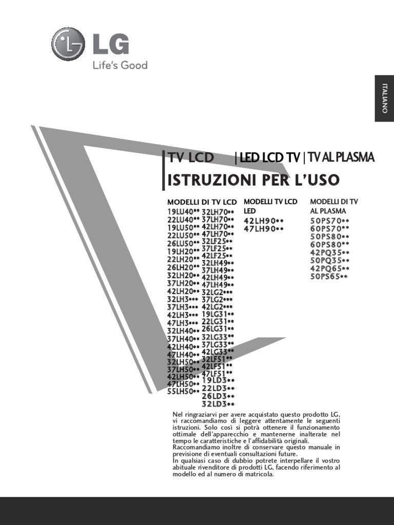 LG 32LH2000