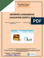ADINEKO LANGABEAK