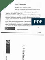 DACA Standard Operating Procedures - Exhibit 10.h