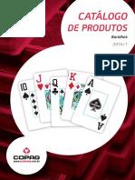 Catálogo de Baralhos - 2014