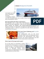 Beste Reiseführer auf Hurtigruten Postschiff