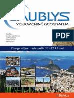 GAUBLYS. Visuomenine Geografija. Vadovelis 11-12 Klasei (2011)