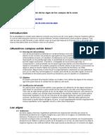 Aplicacion Algas Campos Costa