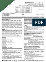 Bilirubine Totale Et Directe (Méthode Acide Sulfanilique)