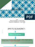 Penyuluhan - Glaukoma