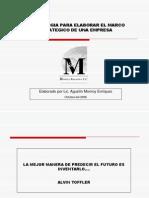 metodologia-para-elaborar-el-marco-estrategico-de-una-empresa.ppt