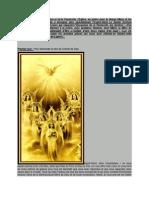 Neuvaine Au Saint-Esprit (à Faire Entre l'Ascension Et La Pentecôte)