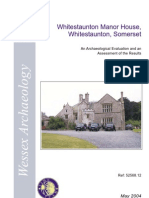 Whitestaunton Manor