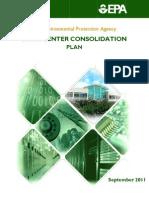 Epa Fdcci Consolidation Plan