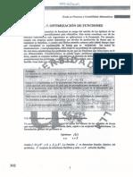 Tema 7- Optimización Funciones