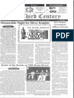 American Senior High School Newspaper - The Third Century