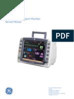Service Manual GE Healthcare Dash 2500