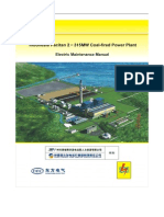 Electrical Maintenance Manual