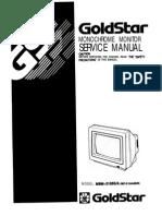 Goldstar MBM 2105