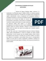 Bienes Publicos en El Peru
