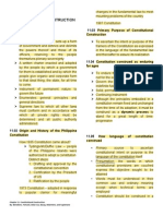 Chapter Xi statcon